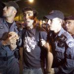 Социальный марш в Тель-Авиве