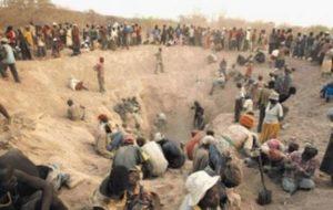 Зимбабве. Локаут для 1500 алмазодобывающих рабочих.