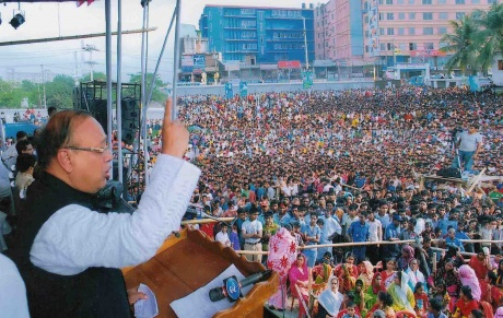 бангладешь roy_ramesh_rally