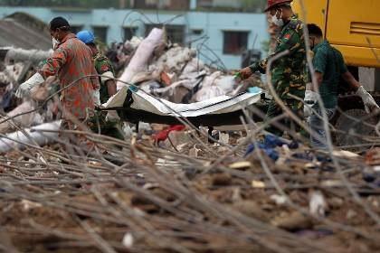 1000 жертв в Бангладеш