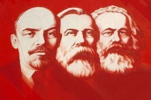 Маркс, Энгельс, Ленин1