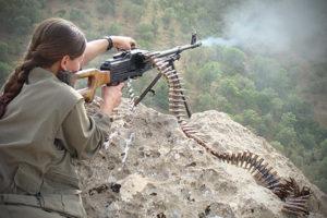 курдские-партизаны