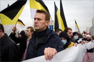 Уровень поддержки национал-либерала Навального и его либеральных друзей падает.