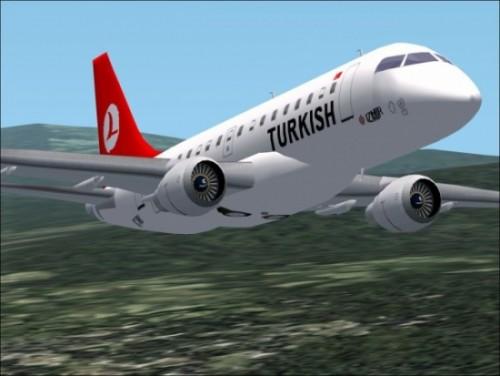 турецкие авиаторы бастуют