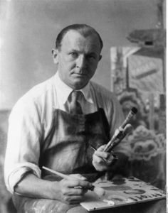 Георг Эренфрид Гросс или Жорж Гросс — немецкий живописец, график и карикатурист.