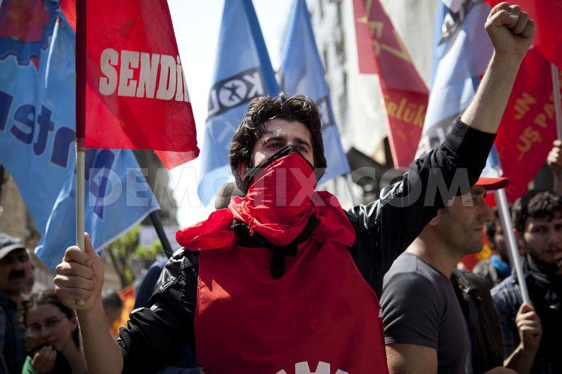 Революционные профсоюзы Турции присоединились к массовым протестам