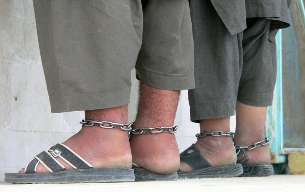 Рабство в России