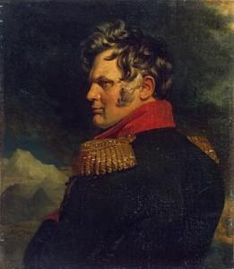 Алексей Петрович Ермолов (Джордж Доу)