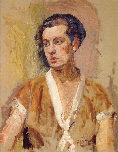 Автопортрет, 1927