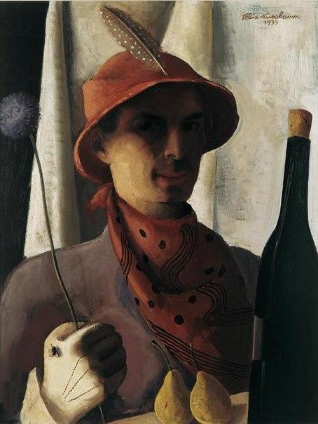 Автопортрет, 1939