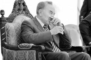 Назарбаев владелец Казамыса
