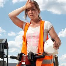 Работницы «Антолин» прекратили работу из-за жары