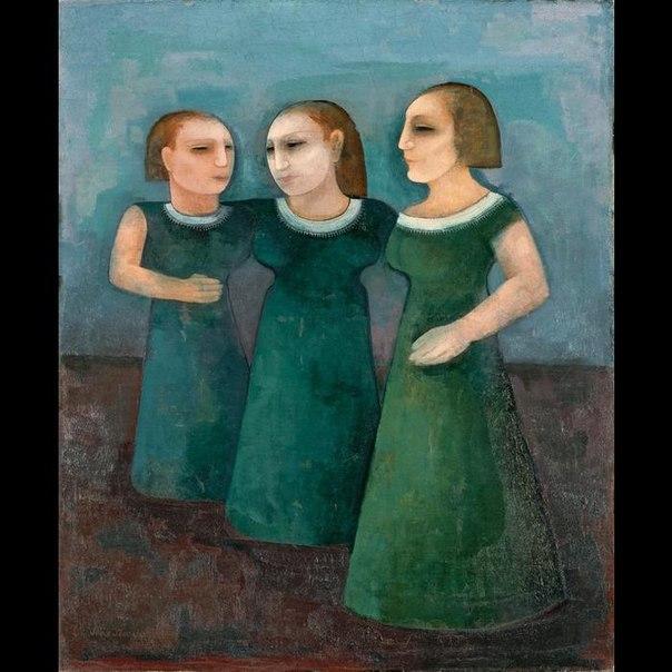 Три женщины, 1931