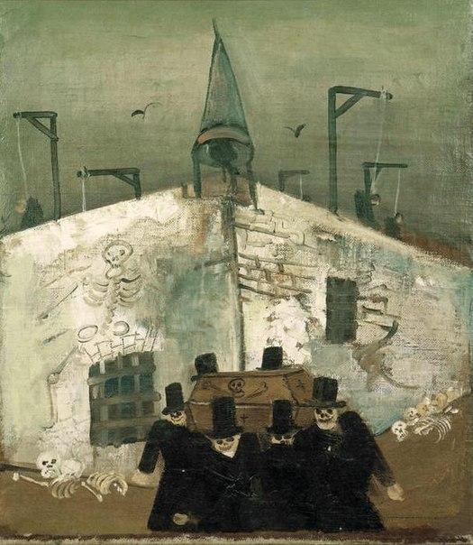 Виселица, 1930