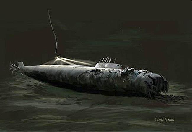 США провели испытательные пуски 2-х баллистических ракет с атомной подлодки - Цензор.НЕТ 9935