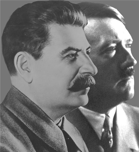 Сталин - интендант Гитлера