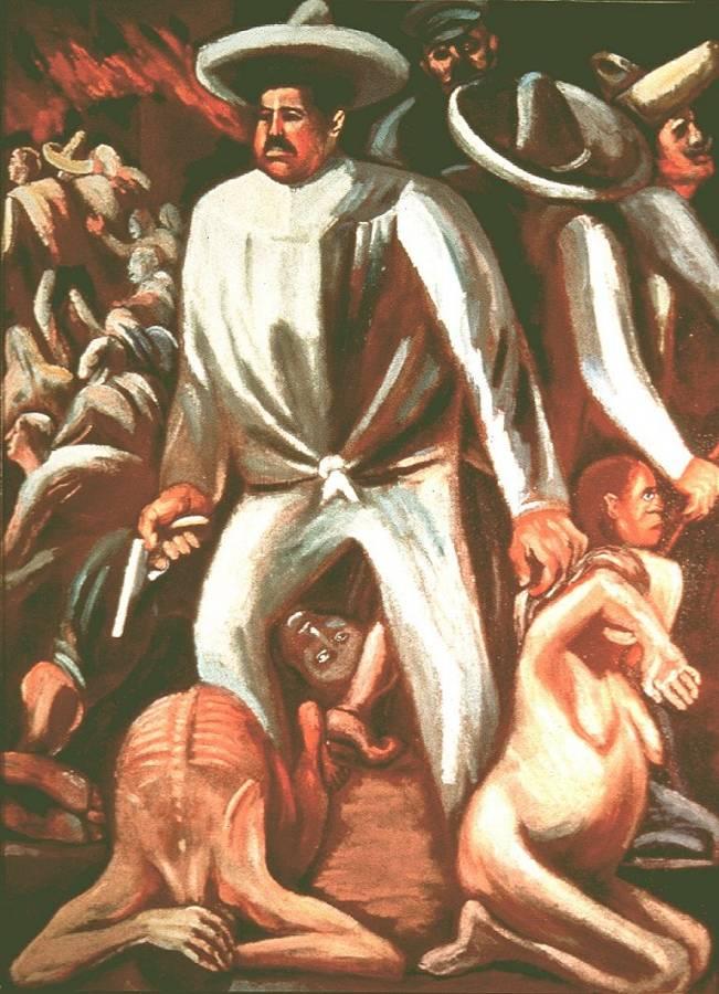 Панчо Вилья. 1931