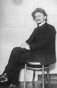 1905 г.,Троцкий в камере Петропавловской крепости
