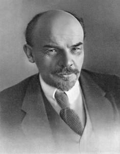 1918 г.,октябрь.В.И.Ленин