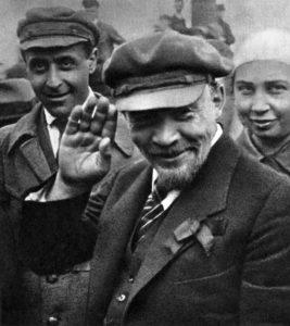 1920 г.,1 мая.В.И.Ленин