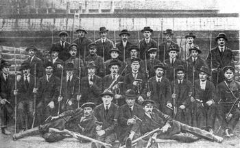 Делегаты съезда фабзавкомов