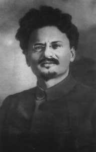 1918-1920 г.,Лев Давидович Троцкий (1)