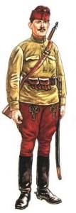 Рядовой Отдельного интернационального кавалерийского полка