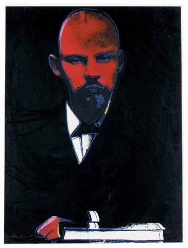 Энди Уорхол: Warhol - Black Lenin