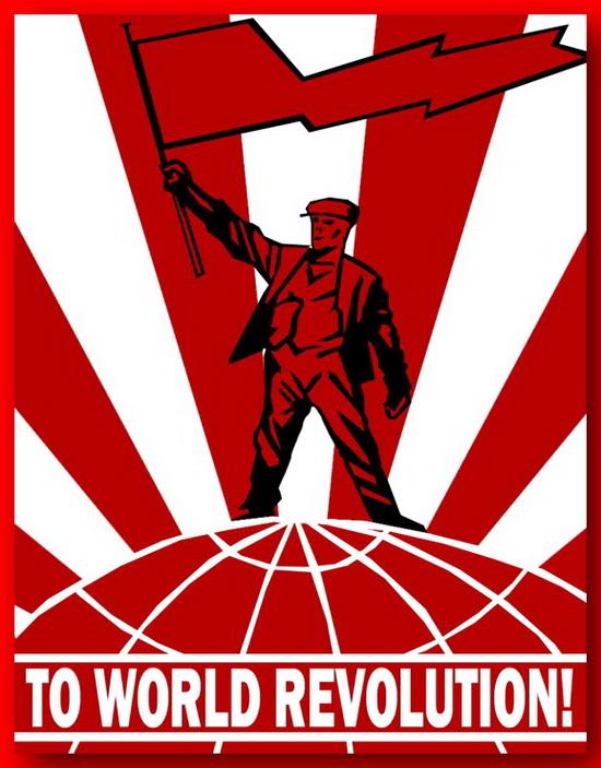 Мировая революция. Принципы коммунизма