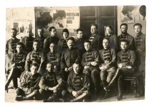 1924 г.,Л.Д. Троцкий в военной академии