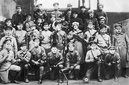 Красная Гвардия Николаевской железной дороги