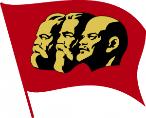 Маркс, Энгельс, Ленин3