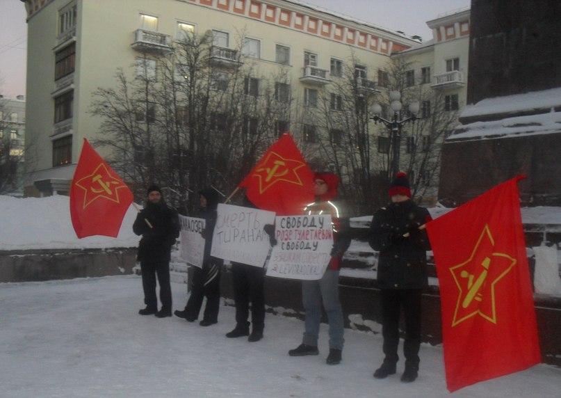 Мурманск - Жанаозен 2013