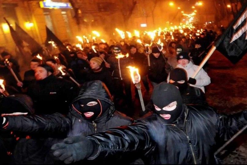 1 января Киев угроза фашизма