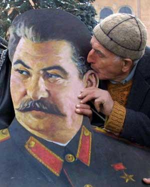 Воскресший Сталин