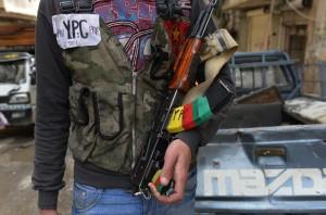YPG, НОС (Сирия)