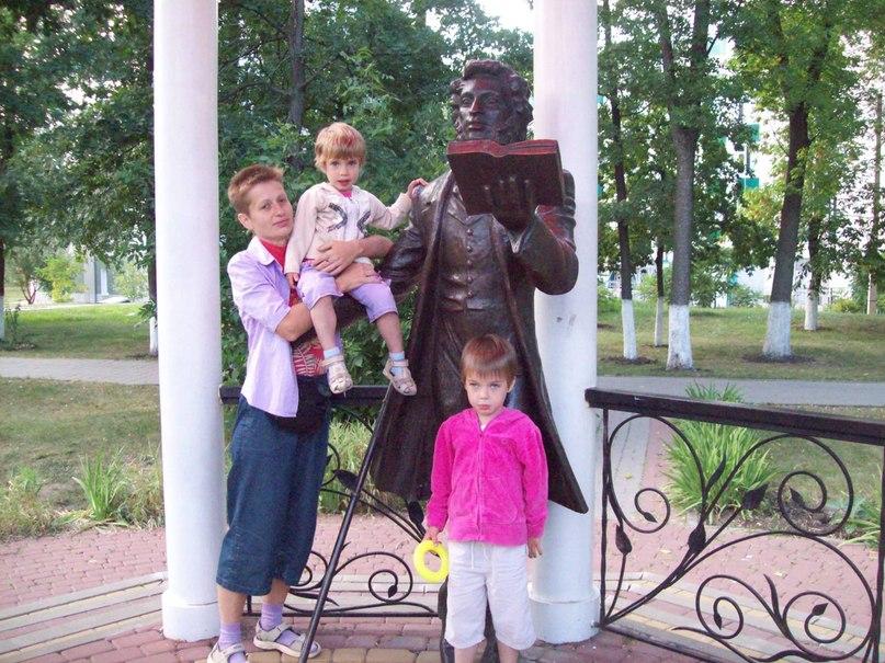 Дети Романовой