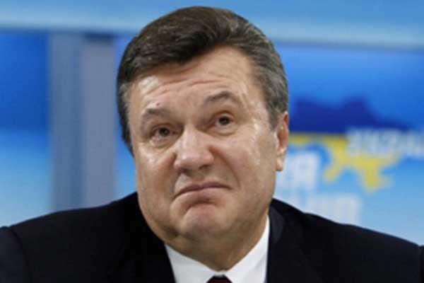 Янукович свергнут 2014