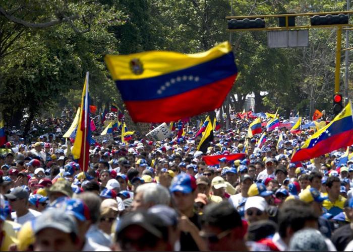 Венесуэла 2014