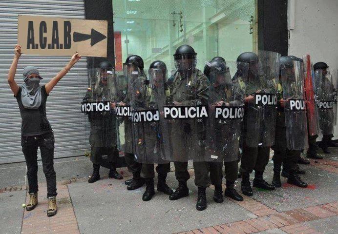 Российской полиции снимт юридический намордник