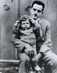 Микис с отцом