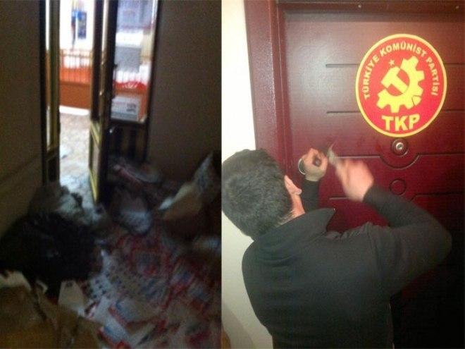 взлом офиса ТКП