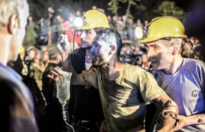 Шахта Турция 2014