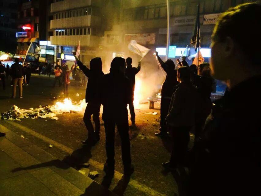 Сома протесты