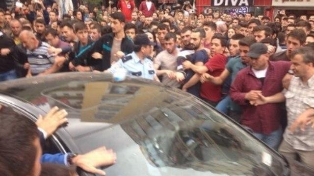 Эрдоган шахтеры Сома