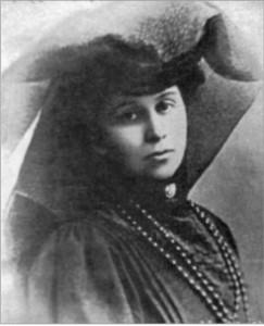 Анна Петровна Избаш, сестра П. Шмидта
