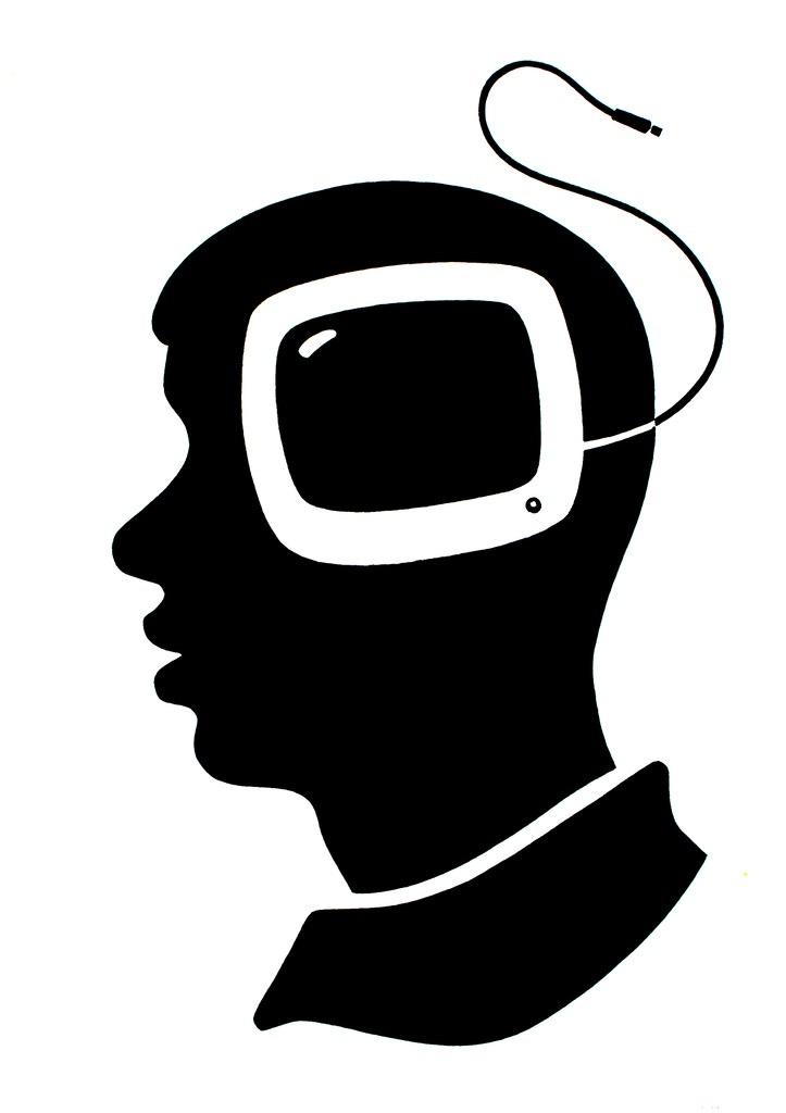Человек-телевизор