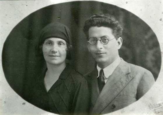 Андреу Нин и Ольга Тареева