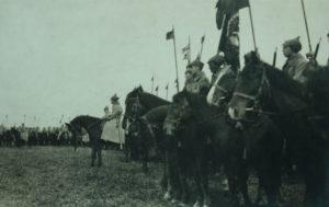 Первая конная отправляется на Польский фронт