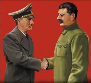 Сталин и Гитлер2